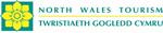 Logo Twristiaeth Gogledd Cymru